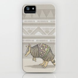 Abstract Armor iPhone Case