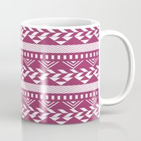 bands Mugs featuring Tribal Bands by stephaniemichalko