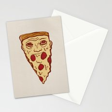 PIZZA BEARD Stationery Cards