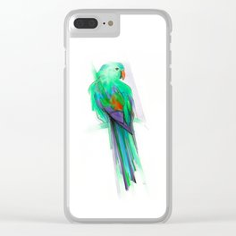 Ave 2 Clear iPhone Case