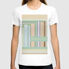 Circuit Board Blips, graphic design T-shirt