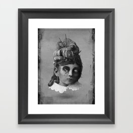 The Slither Framed Art Print