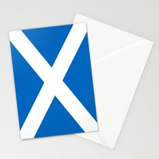 Flag of Scotland Stationery Cards