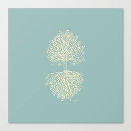 Tree Art. Hands Giving, Hands Receiving 111-24CW5 Canvas Print