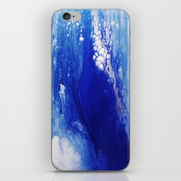 The Plunge iPhone Skin