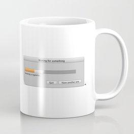Work in progress bar #1 Coffee Mug