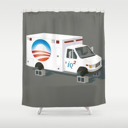 Obamacare is Now Beyond Rescue Shower Curtain