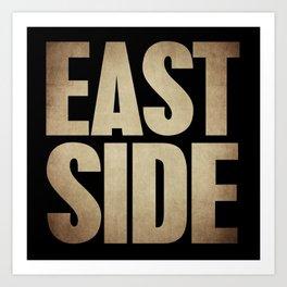 Eastside Art Print