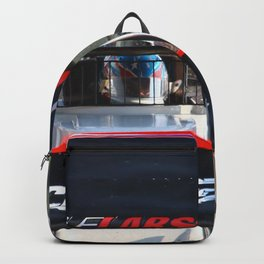 Kyle Larson motor heat Backpack