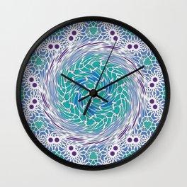 New Model Pattern 1 Wall Clock