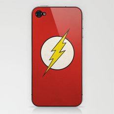 Flash Minimalist  iPhone & iPod Skin