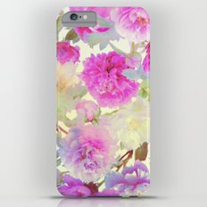 soft peonies iPhone 6s Plus Slim Case