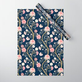 Trailing Rose Wrapping Paper