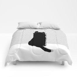 Cat Scratch Comforters