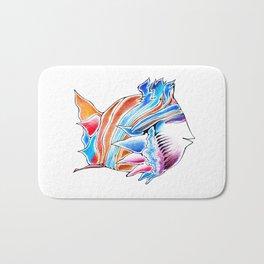 ButterflyFish Bath Mat