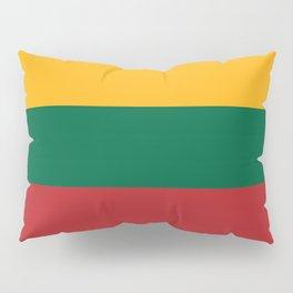 Lithuania National Flag Pillow Sham