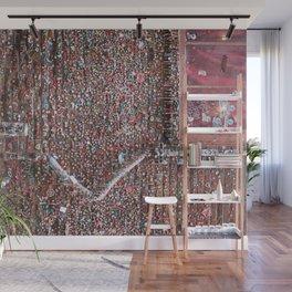 Gum Art Wall Mural