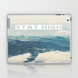 Stay High Laptop & iPad Skin