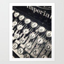 Imperial #4 Art Print