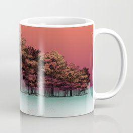 Fall Is Coming - Forest View Coffee Mug