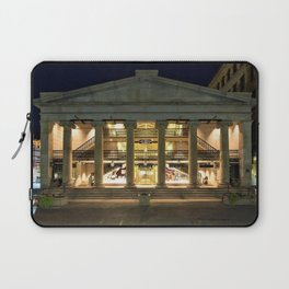 Circa 1828 Providence Arcade - Oldest Mall in America - Providence, Rhode Island Laptop Sleeve