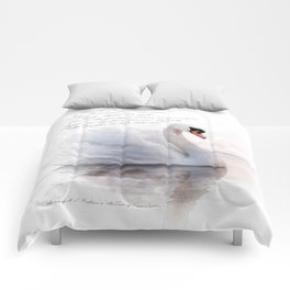 The Swan Princess Comforters