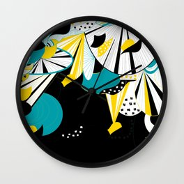 Japan Style 2 Wall Clock