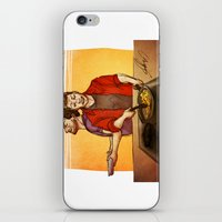 cooking iPhone & iPod Skins featuring Cooking by vieroksuja