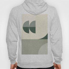 Geometric Abstract 75 Hoody