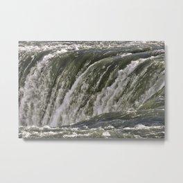 Horseshoe Falls Canada Metal Print