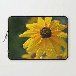 Sunny Flower Laptop Sleeve