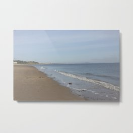 Broughty Ferry beach 4 Metal Print
