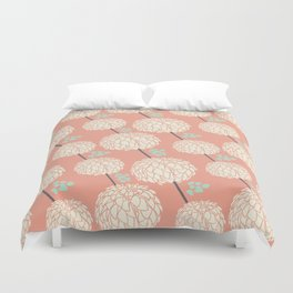 Sweet Petals Duvet Cover