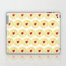 Jammie Dodger, Biscuit Laptop & iPad Skin