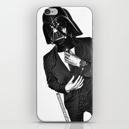 Darth Banker iPhone Skin