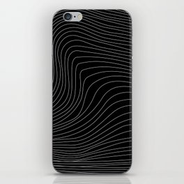 Curves iPhone Skin