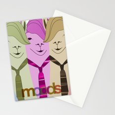 Lama Hipster Design Stationery Cards
