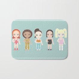 Spice Girls Bath Mat