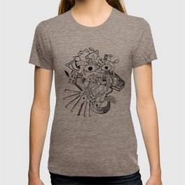 Cara de Sociedad T-shirt