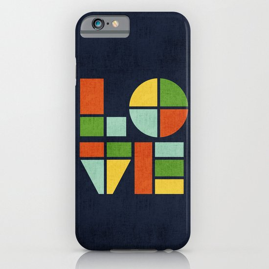Love is iPhone & iPod Case