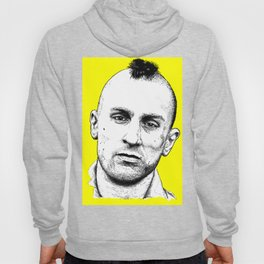 Taxi Driver Travis Bickle Block Series Hoody