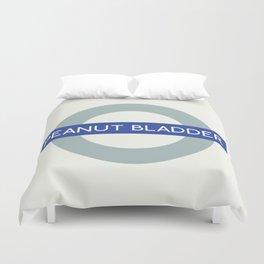 Peanut Bladder | TFL Duvet Cover