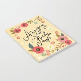Pretty Swe*ry: Amazing as F Notebook