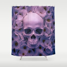 Here After Shower Curtain