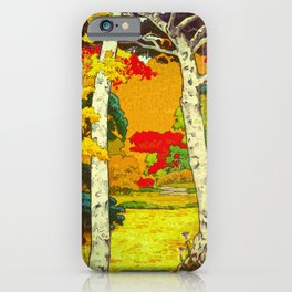 Home at Syin iPhone Case