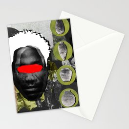 exile of conundrum, the lobo war V  Stationery Cards