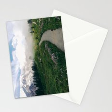 Mt Rainier Path Stationery Cards
