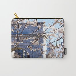 Beginning to bloom NYC Carry-All Pouch