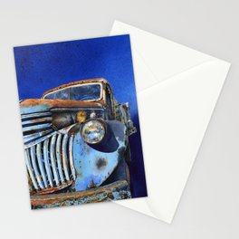 Old Blue Stationery Cards