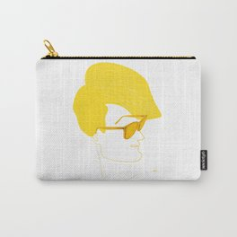 Young Unknown Man Carry-All Pouch